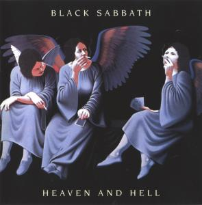 Black Sabbath - Heaven and Hell - Frontal1